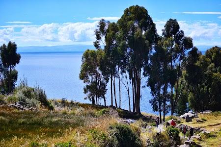 Lacul Tititcaca: Insula Taquile