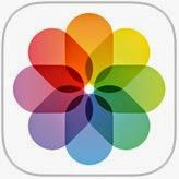 photos app icon iOS