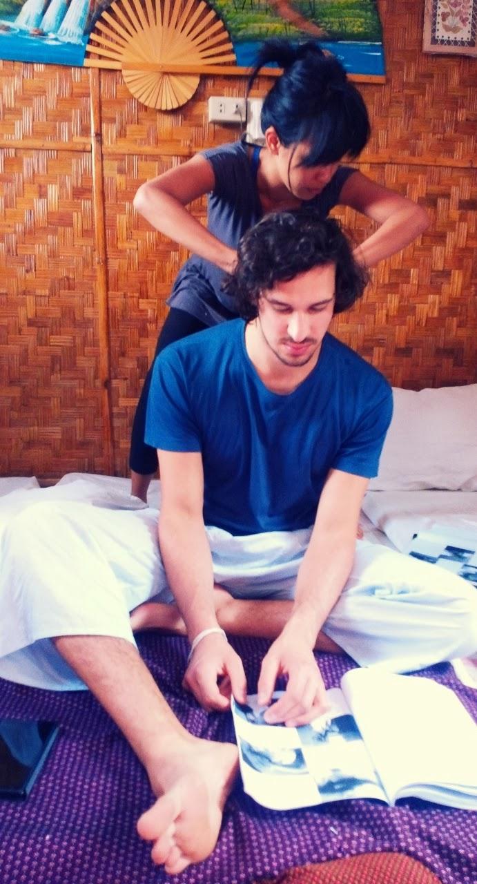 Wanna thai massage