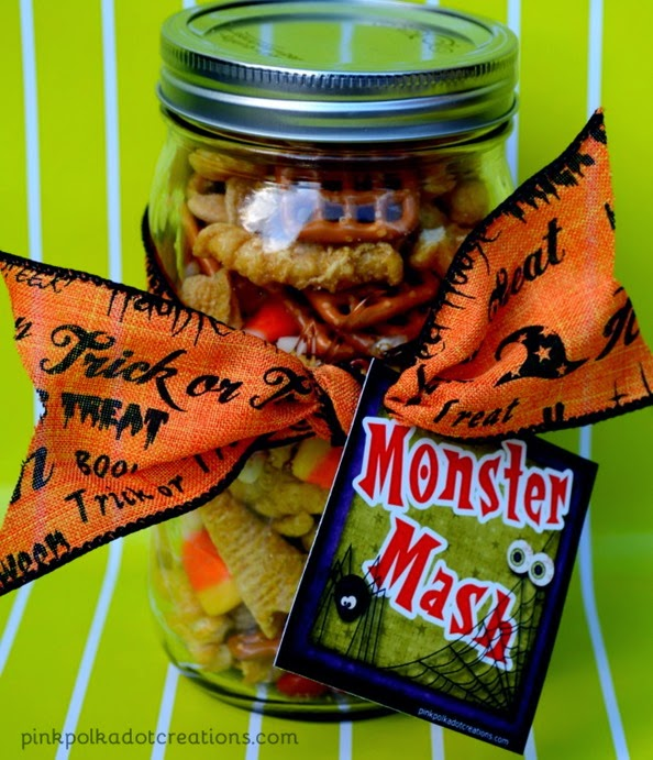 monster mash treat