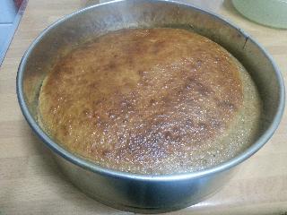 bizcocho para tarta one piece