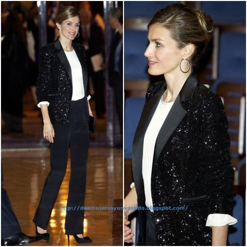 Princess Letizia Principes de Asturias Awards2