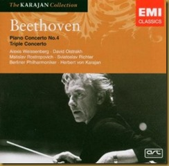 Beethoven concierto 4 Weissenberg Karajan