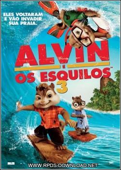 o filme alvin e os esquilos 3 avi