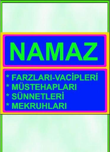 Namaz Farz Vacip Sünnet Mekruh