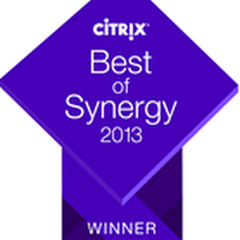 Best of Citrix Synergy 2013!