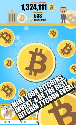 Bitcoin Miner: Clicker Empire