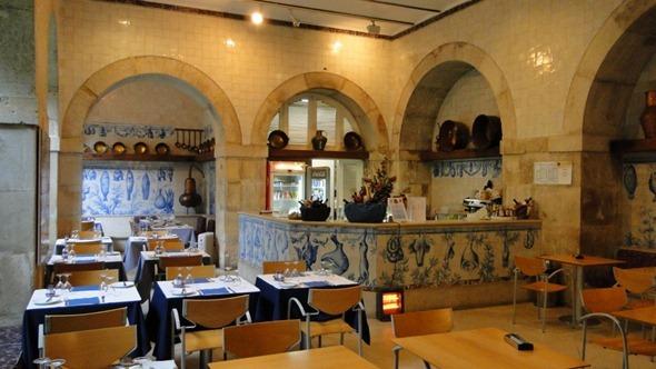 Museu nacional do azulejo em lisboa viaggiando for Restaurante azulejos