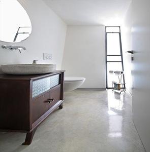 baños casa moderna