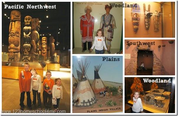 Native American Field Trip