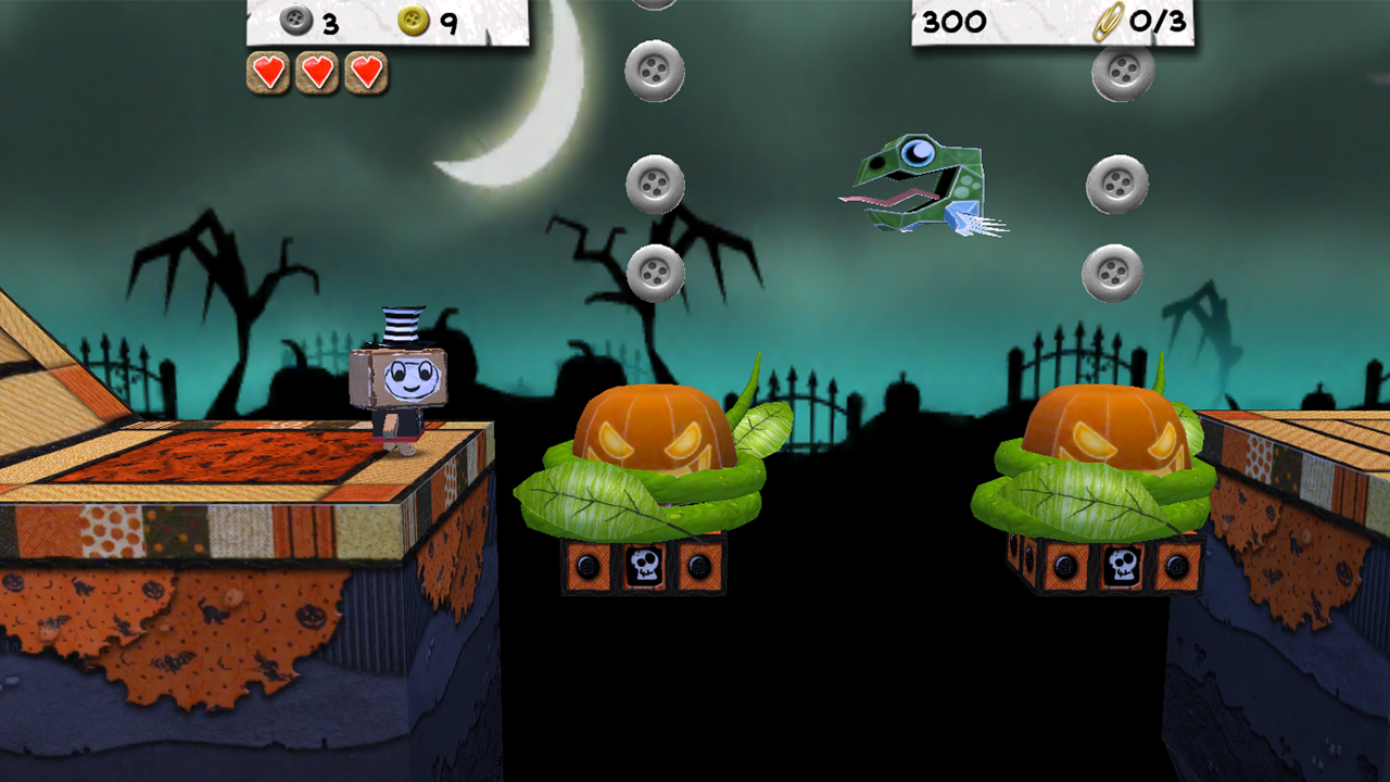 Paper Monsters! - screenshot
