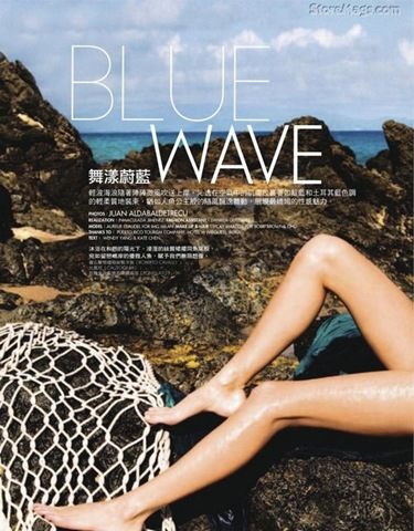 ago11-Elle Taiwan-blue waves (1)