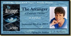 The Arranger Nurture Tour Banner