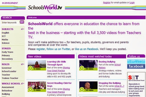 SchoolsWorld-videos educativos para estudiantes