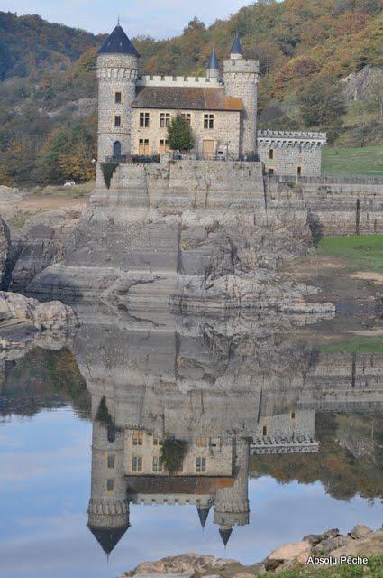 La Loire au château de la Roche photo #812