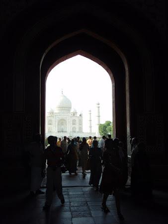 Obiective turistice India: Taj Mahal