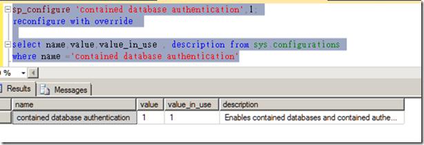 Microsoft SQL Server Contained Databases | SQL Panda