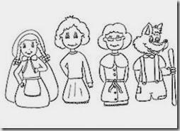 Caperucita Taller De Marionetas Para Niños De 3 A 4 Años
