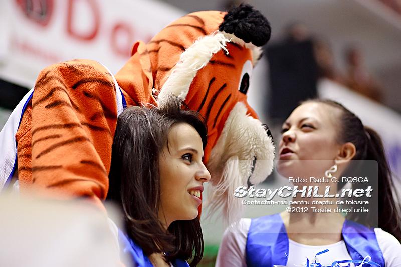 Tigris, Timi & Ale / BC Mureș - SCM U Craiova, 12 noiembrie 2012