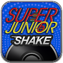 Super Junior SHAKE logo