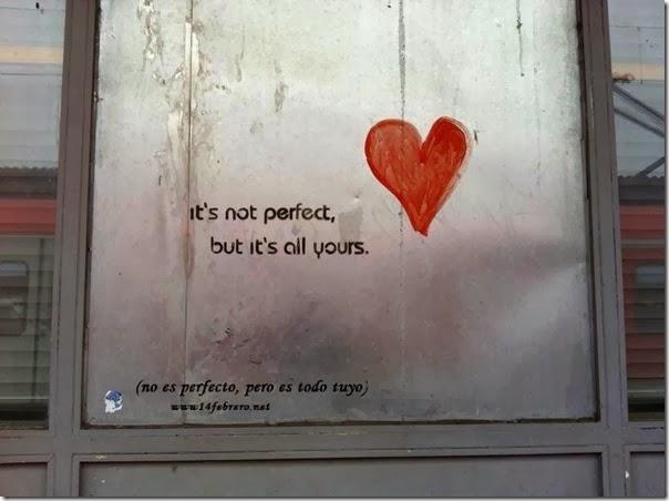 no es perfecot per es todo tuyo