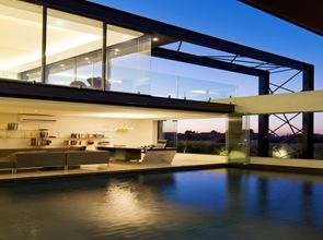 fachada-Casa-Ber-arquitectura-contemporanea-Nico-van-der-Meulen