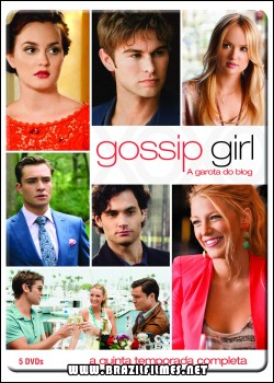 Download Gossip Girl 5ª Temporada DVD-R Dual Audio Oficial