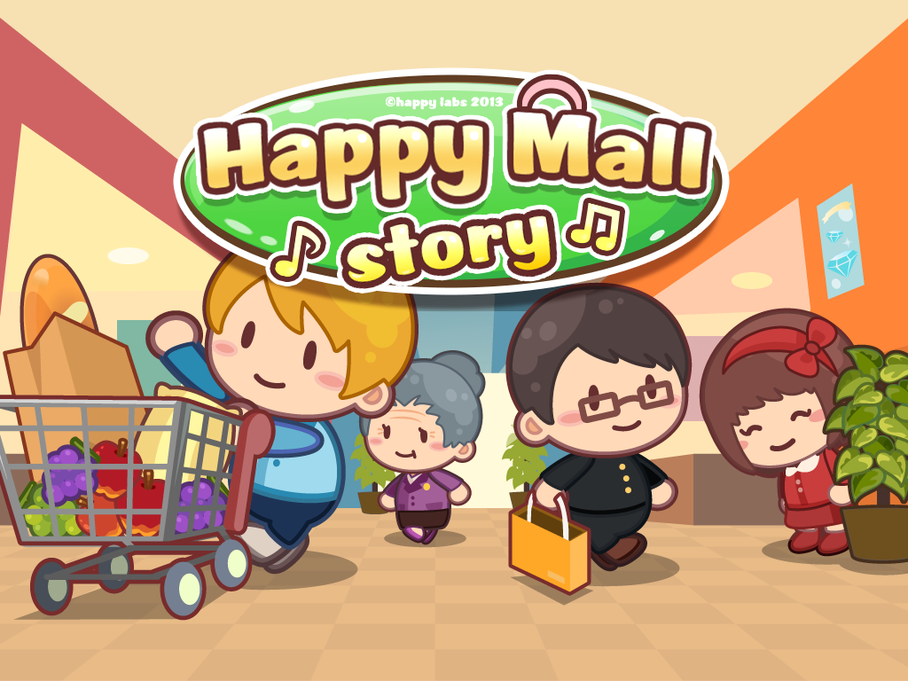 Happy Mall Story: Sim Game- screenshot
