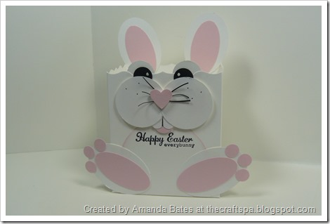 Amanda Bates, The Craft Spa, Easter Bunny, SU Fancy Favour Box,  (3)