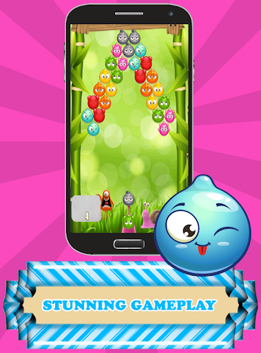 Jelly King - Bubble Shooter