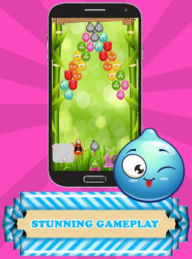 バブルシューターゲーム
