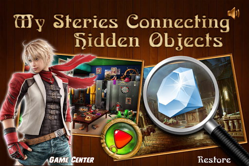 Mystry Continue Hidden Objects