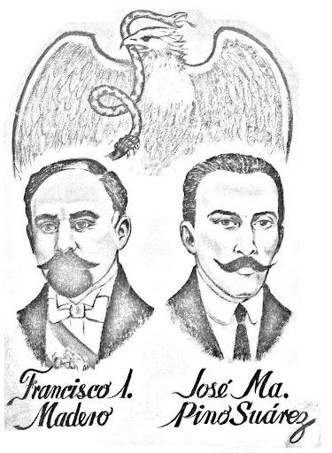 Imagenes Y Dibujos Para Colorear Dibujo Francisco I Madero