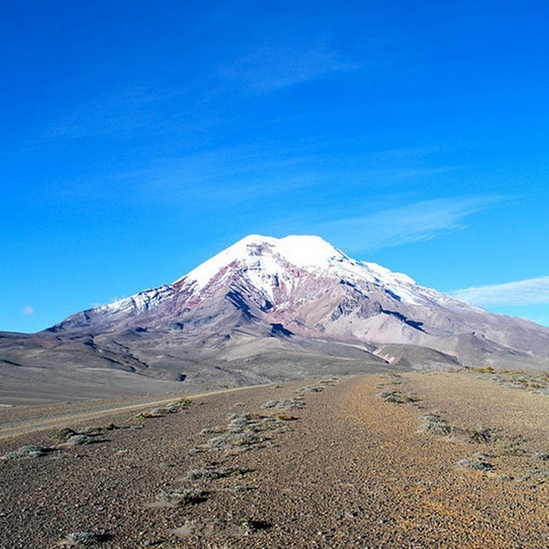 Chimborazo: The Farthest Point From the Earth's Center