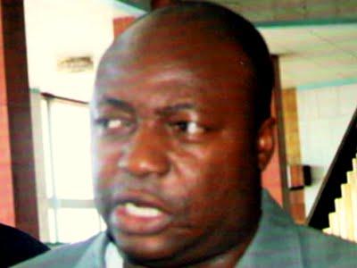 Clement Kanku, coordonateur Union pour la Nation