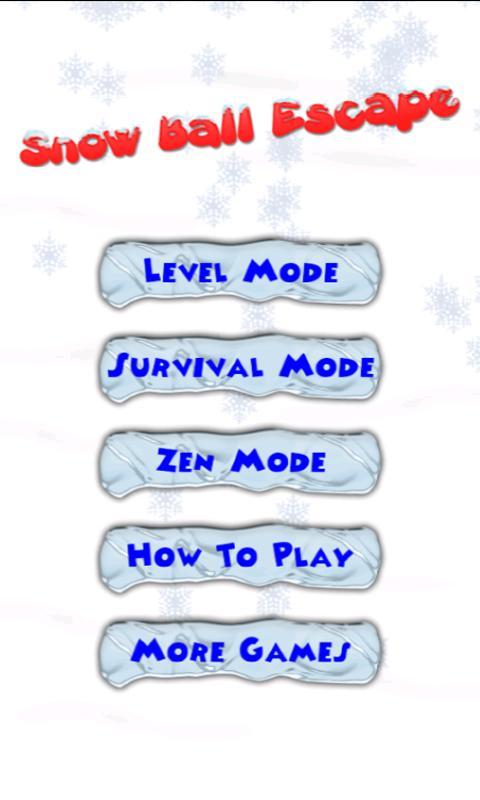Snowball-Escape 8