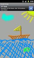 Screenshot of Droid Draw