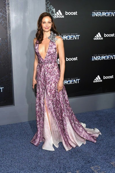 Ashley Judd Insurgent Premieres NYC