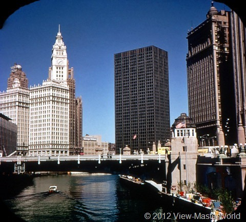 View-Master Chicago (A551), Scene 6: Equitable Center
