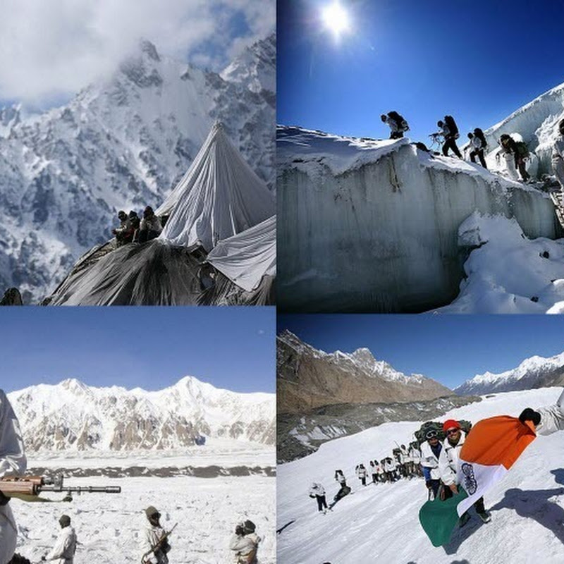 Siachen, The World's Highest Battlefield