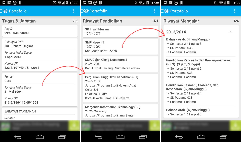 SIAP PTK - Apl Android di Google Play