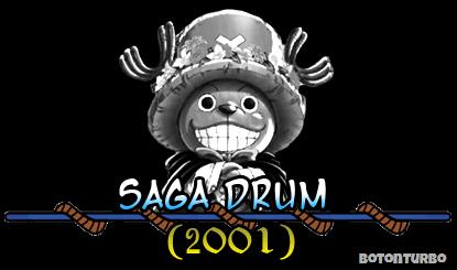 One Piece - Saga Drum