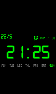 Kaloer Clock - Alarm Clock - screenshot thumbnail