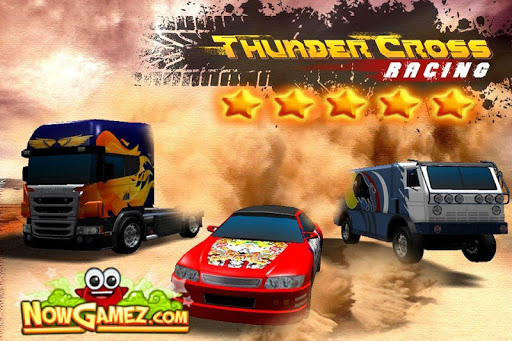 Thunder Cross Racing 3D