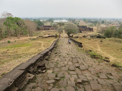 The site of Vat Phou