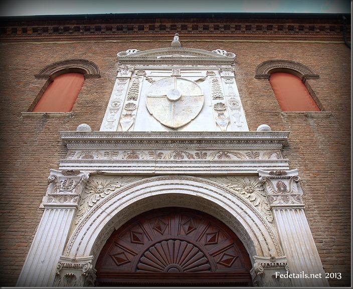 Palazzo Schifanoia, Ferrara, Italy, Photo1