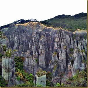 Dimholt Pinnacles