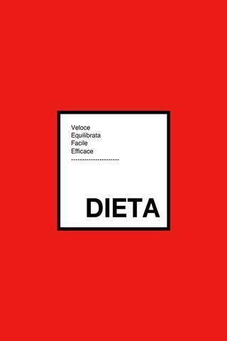Dieta Veloce- screenshot