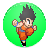 Jumping Dragonball