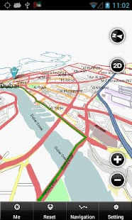 Dubai Map - screenshot thumbnail
